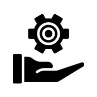 icona settore industriale