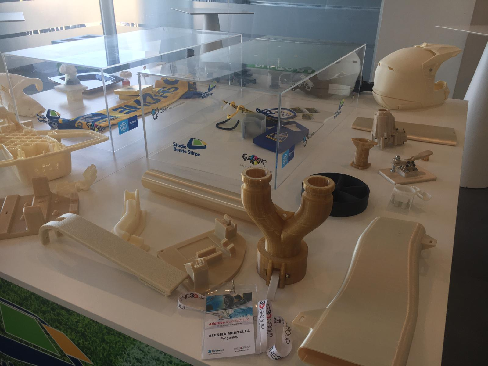 stampa 3d additive manufacturing prototipazione