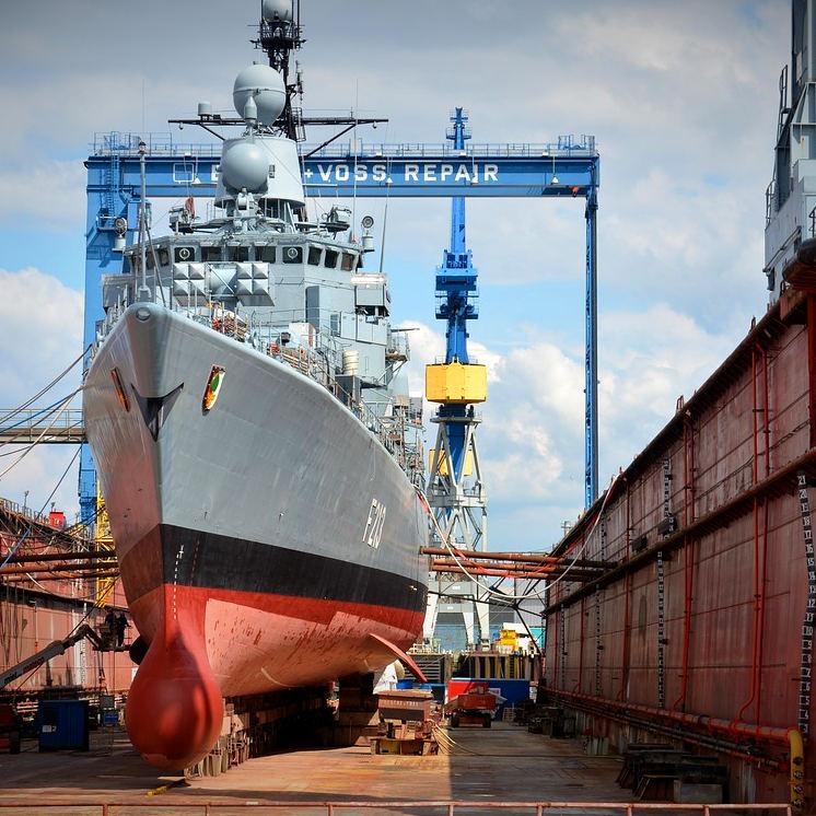 progetto nave industria navale