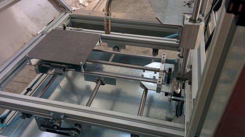 piatto di stampa 3d metalli waamming