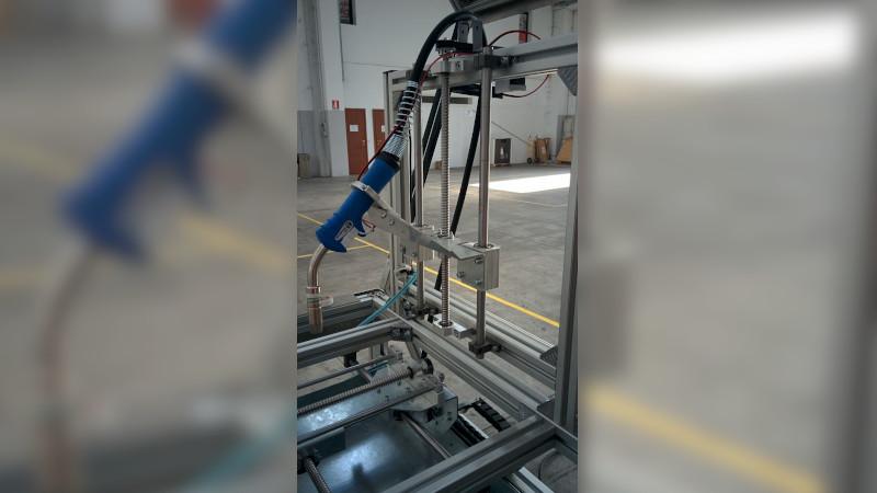 torcia stampante 3d metalli waamming