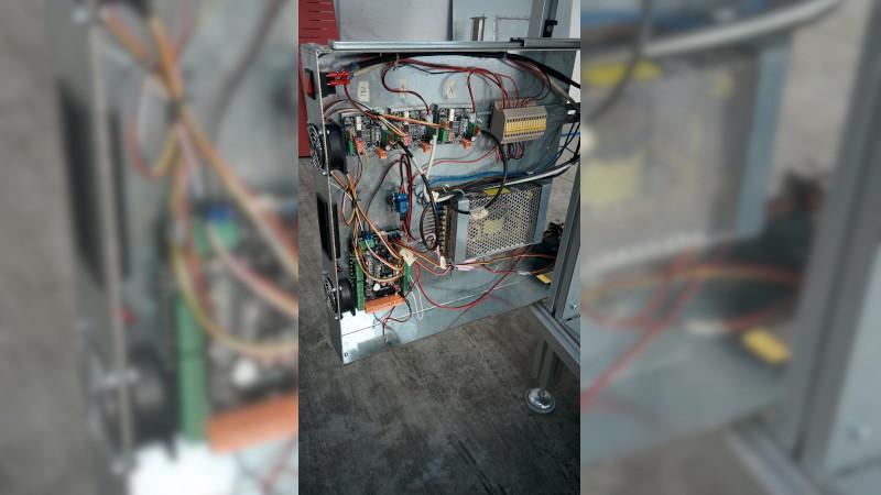 elettronica stmpante 3d waamming