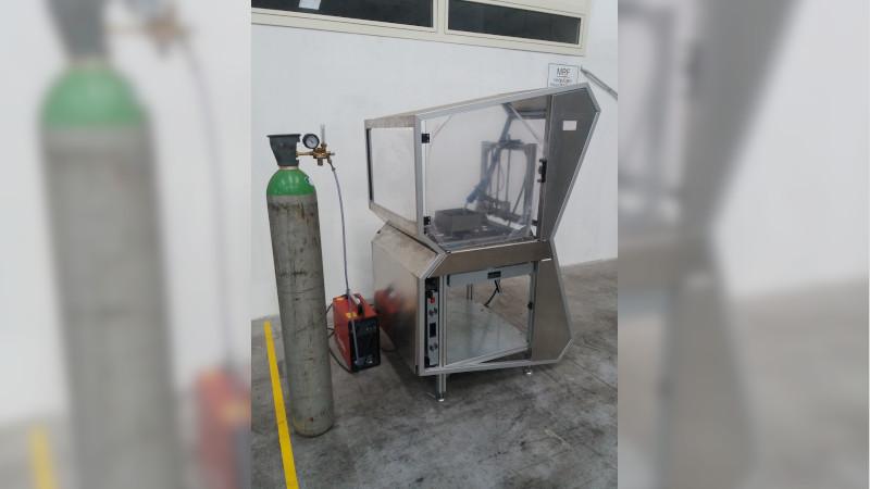 stampante 3d per metalli waamming