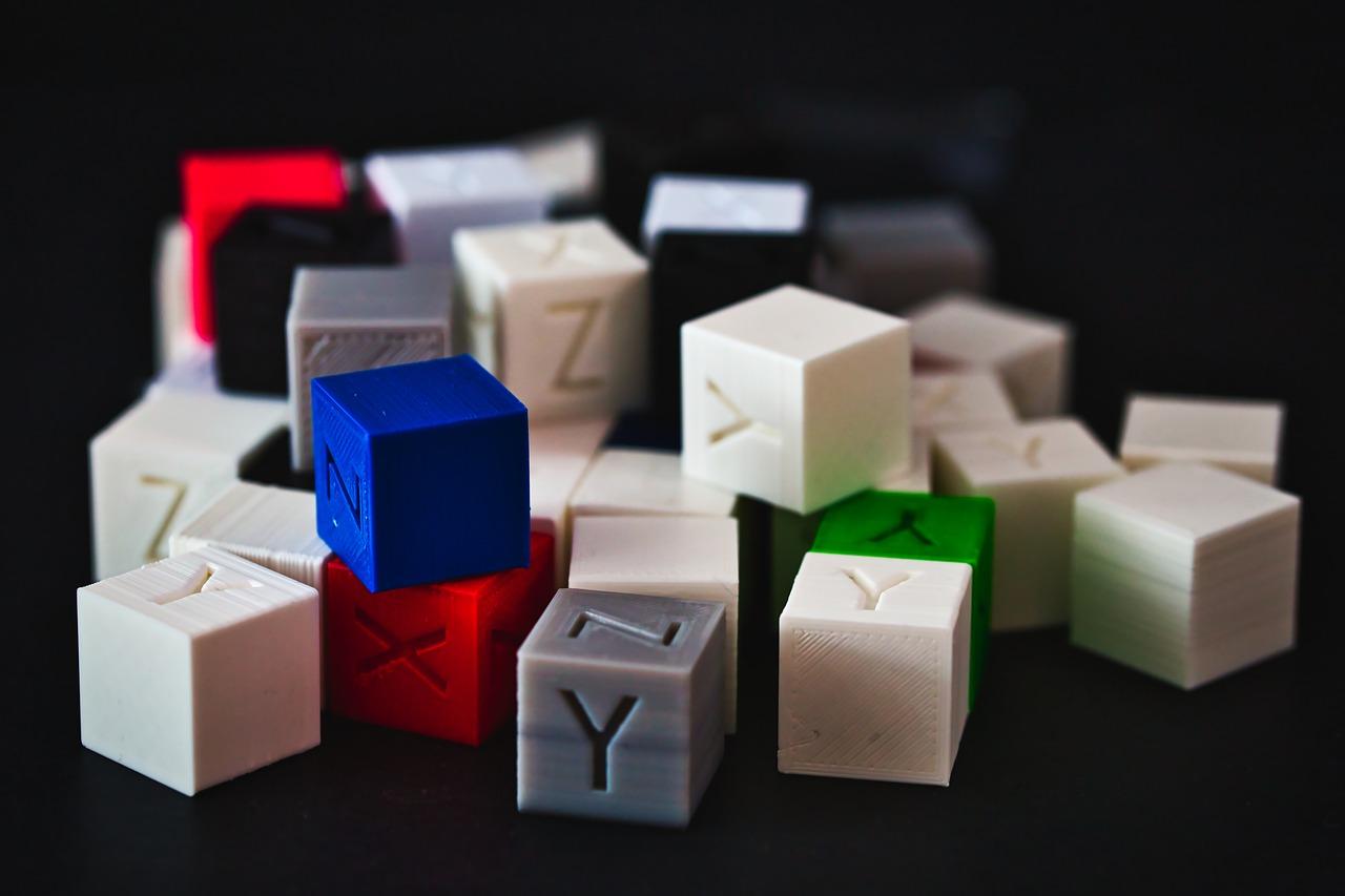 oggetti stampa 3d