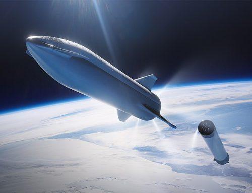 SpaceX sempre più vicina a raggiungere la luna – prima missione nel 2022
