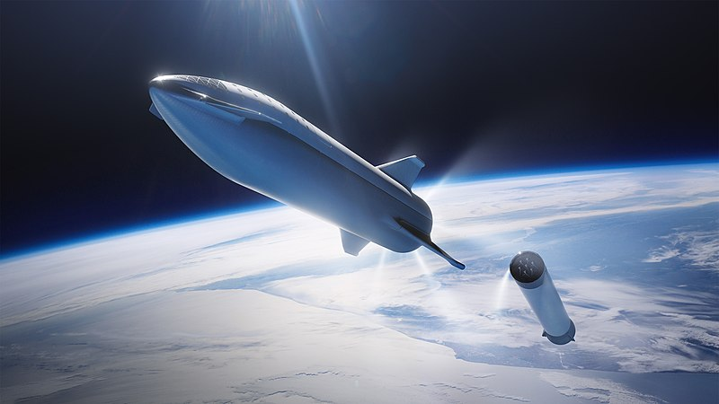 la navicella Starship