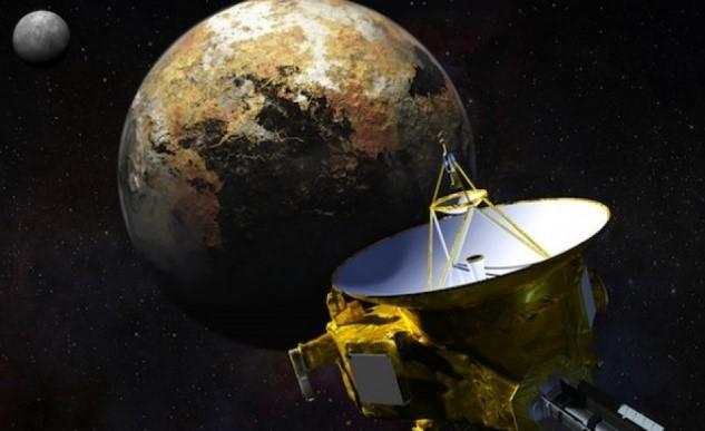 sonda New Horizon