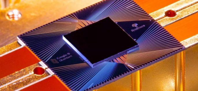 processore quantistico sycamore