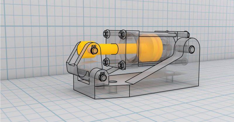 progettazione meccanica 3d