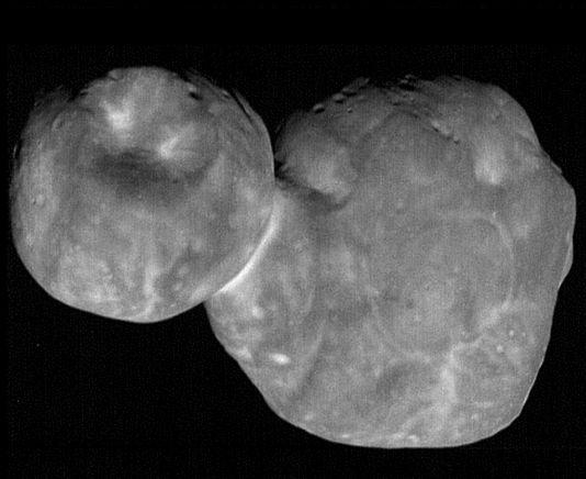 asteroide Ultima Thule