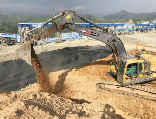 Automazione: dalla Cina arrivano gli escavatori teleguidati