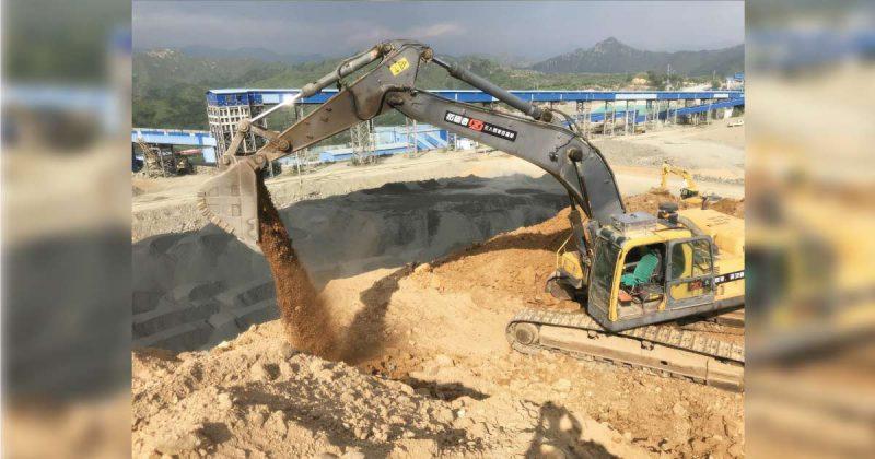 escavatore automazione builderx