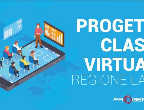 """COVID-19: Bando Regione Lazio """"Progetto Classe Virtuale"""", 2,7 milioni per le scuole"""