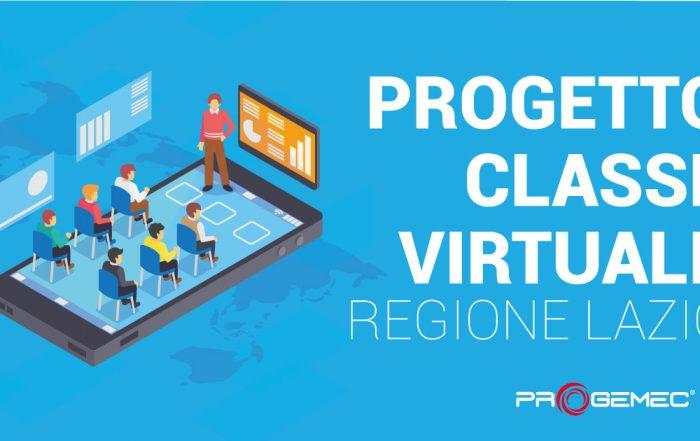 bando progetto classe virtuale
