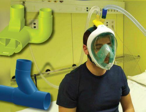COVID-19: Stampa 3D di valvole Charlotte per respiratori, Progemec pronta a dare il suo contributo.