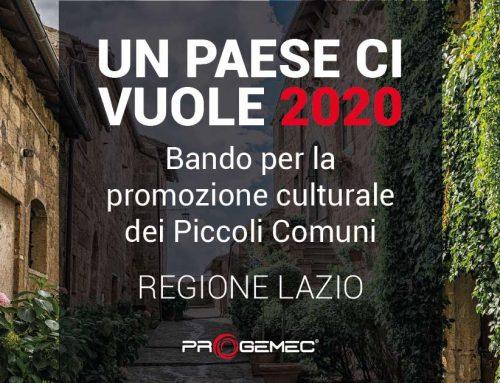 Bando Piccoli Comuni Regione Lazio, in arrivo 2,5 milioni di euro