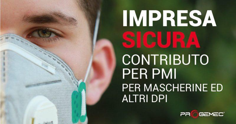 impresa sicura finanziamenti mascherine