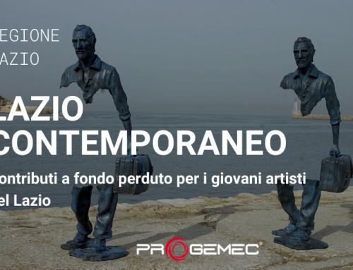 Lazio Contemporaneo: contributi a fondo perduto per giovani artisti laziali