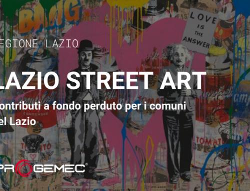 Lazio Street Art: contributi a fondo perduto per i comuni laziali