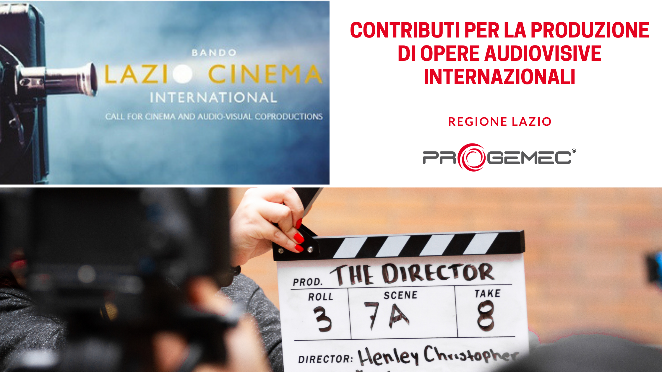 Bando Lazio Cine International