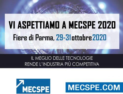 Progemec al MECSPE, la fiera internazionale dell'industria manifatturiera e della fabbrica intelligente