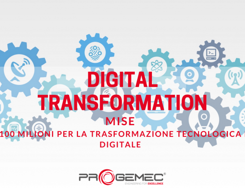 Digital Transformation – Il bando MiSE