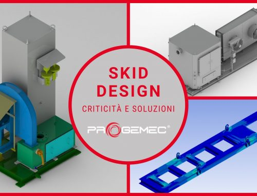 La progettazione di uno skid