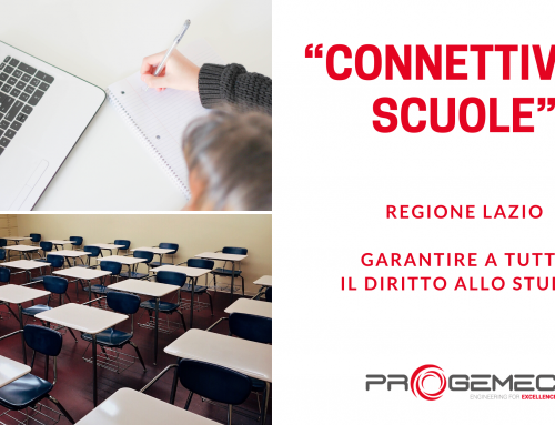 """""""Connettività scuole"""": garantire il diritto allo studio attraverso l'accesso alla DAD"""