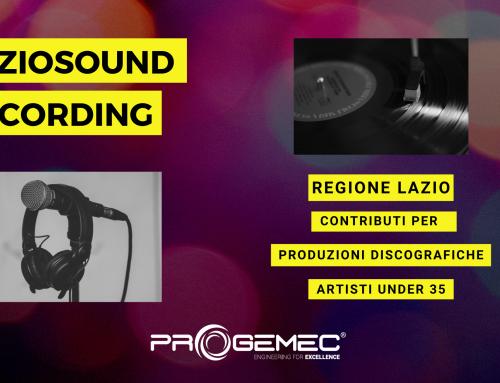 """""""LAZIOSOUND RECORDING"""" per promuovere la musica dei giovani laziali under 35"""