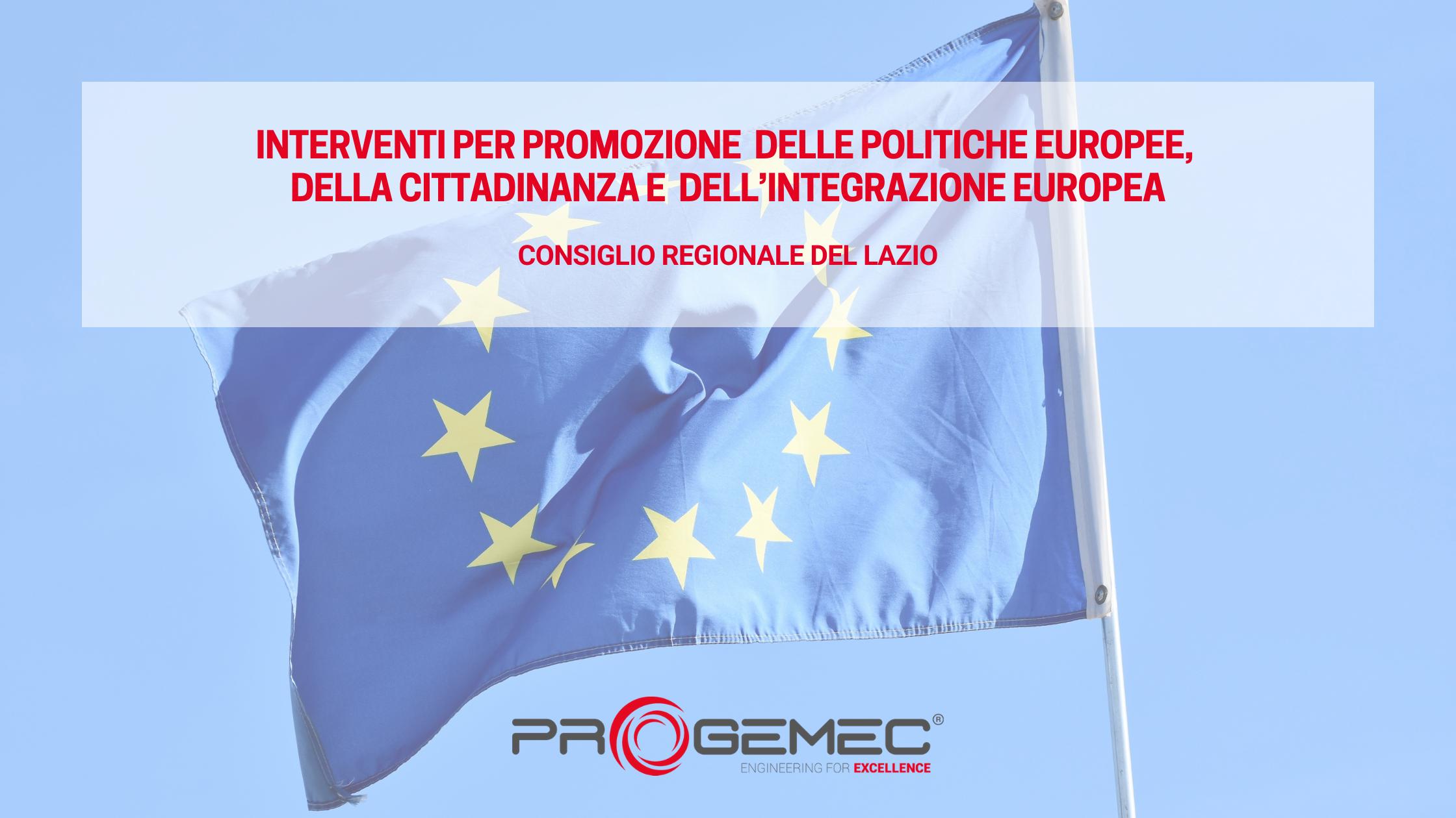 BANDO POLITICHE EUROPEE