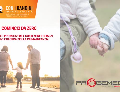 """""""COMINCIO DA ZERO"""", il bando per promuovere e sostenere i servizi educativi e di cura per la prima infanzia"""