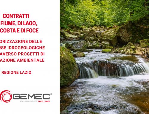 """""""Contratti di Fiume, di Lago, di Costa e di Foce"""": la valorizzazione delle risorse idrografiche"""
