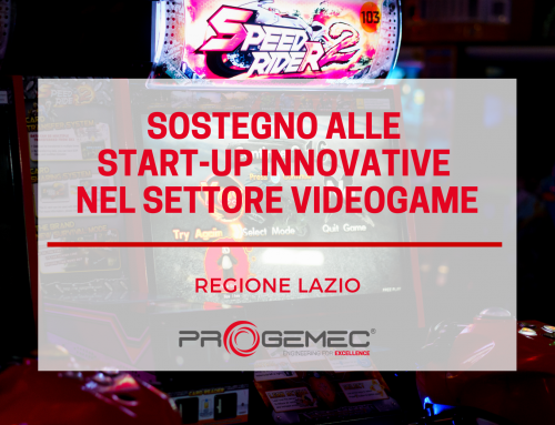 Sostegno alle start-up innovative nel settore videogame