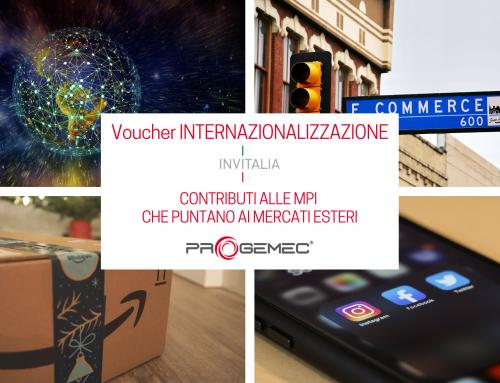 Invitalia: voucher per l'internazionalizzazione delle micro e piccole imprese
