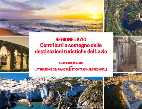 Regione Lazio: contributo per il sostegno delle destinazioni turistiche del Lazio