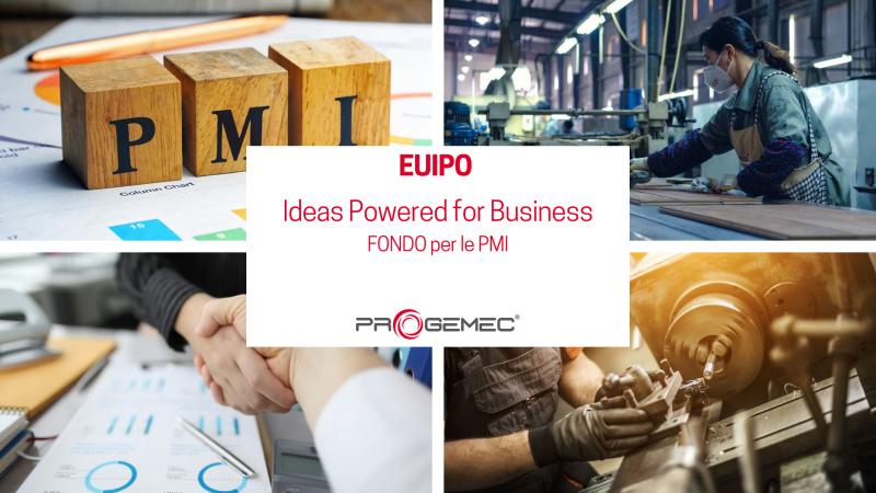 EUIPO - Il fondo per le PMI dell'iniziativa Ideas Powered for Business