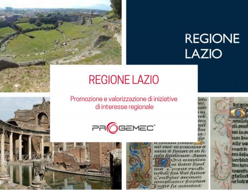 Promozione e valorizzazione di iniziative di interesse regionale