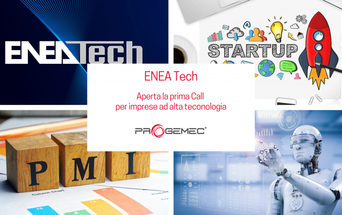 ENEA Tech - Aperta la prima Call