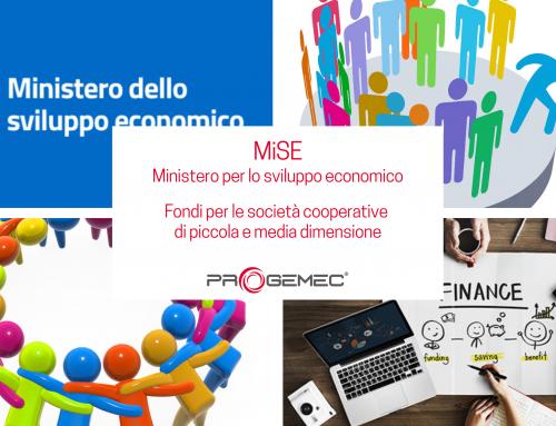 MiSE: fondi per le cooperative di piccola e media dimensione