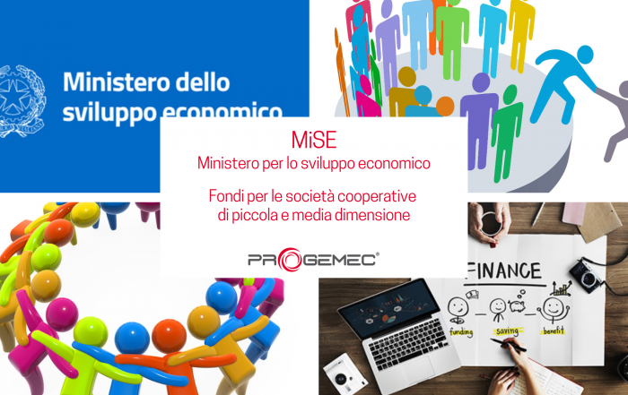 MiSE, cooperative di piccola e media dimensione