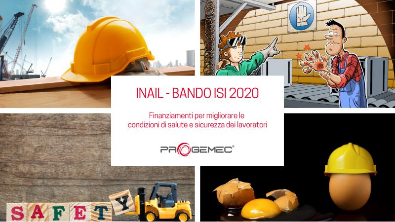 INAIL Bando Isi 2020