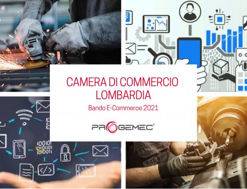 Camera di commercio Lombardia, Bando E-Commerce 2021