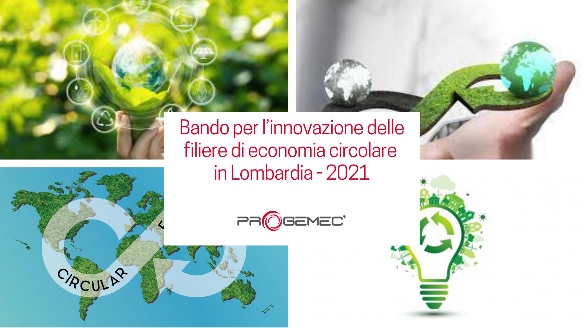 Economia circolare-Regione Lombardia-2021