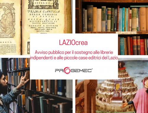 Sostegno per case editrici indipendenti e piccole librerie