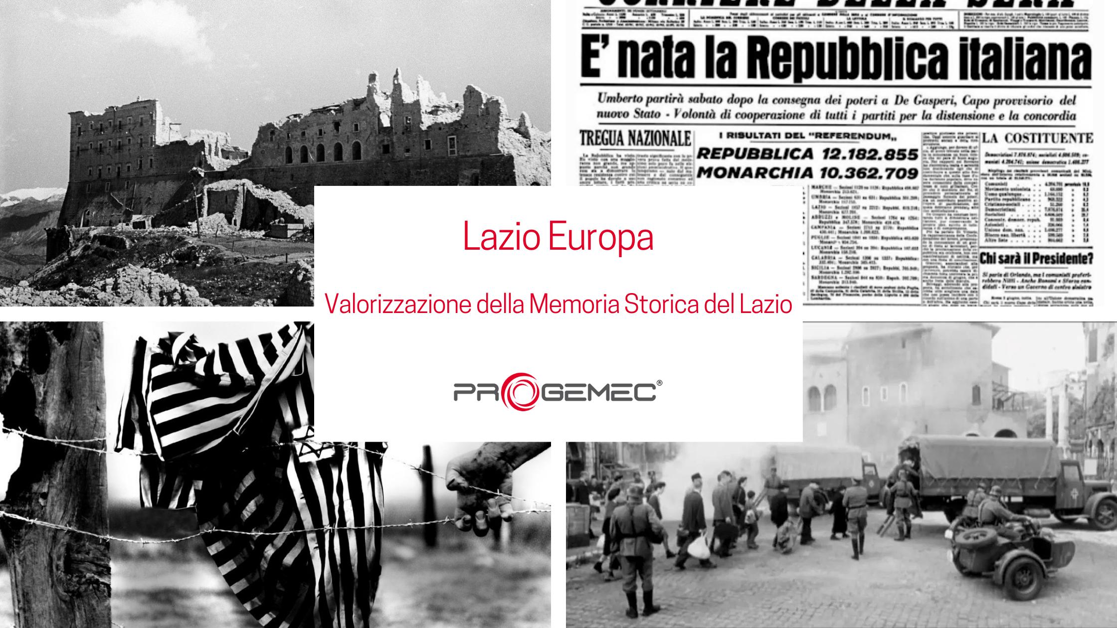 Contributi per la valorizzazione della storia e della memoria dei territori regionali.