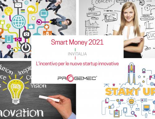 INVITALIA – Bando Smart Money 2021